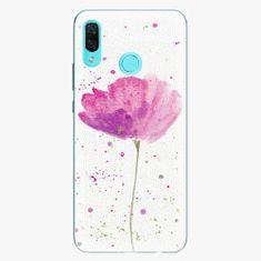 iSaprio Silikonové pouzdro - Poppies - Huawei Nova 3