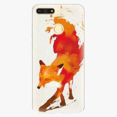 iSaprio Plastový kryt - Fast Fox - Huawei Honor 7A