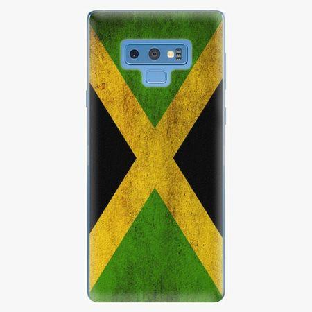 iSaprio Plastový kryt - Flag of Jamaica - Samsung Galaxy Note 9