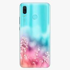 iSaprio Silikonové pouzdro - Rainbow Grass - Huawei Nova 3