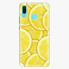 iSaprio Silikonové pouzdro - Yellow - Huawei Nova 3