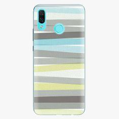 iSaprio Silikonové pouzdro - Stripes - Huawei Nova 3