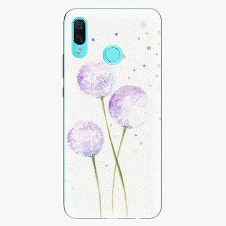 iSaprio Silikonové pouzdro - Dandelion - Huawei Nova 3