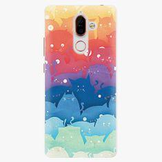 iSaprio Plastový kryt - Cats World - Nokia 7 Plus