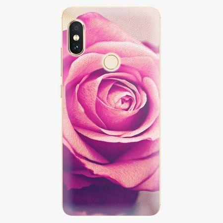 iSaprio Plastový kryt - Pink Rose - Xiaomi Redmi Note 5