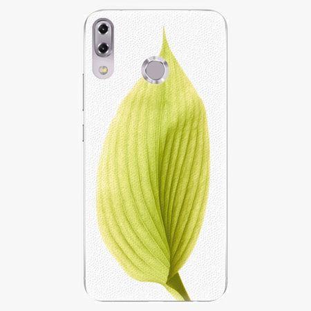 iSaprio Plastový kryt - Green Leaf - Asus ZenFone 5Z ZS620KL