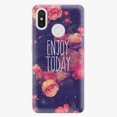 iSaprio Plastový kryt - Enjoy Today - Xiaomi Mi 8