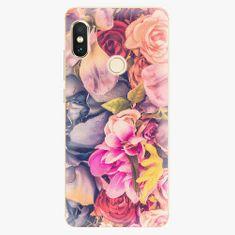 iSaprio Plastový kryt - Beauty Flowers - Xiaomi Redmi Note 5