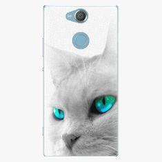 iSaprio Plastový kryt - Cats Eyes - Sony Xperia XA2