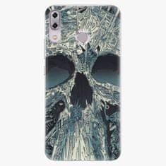 iSaprio Plastový kryt - Abstract Skull - Asus ZenFone 5Z ZS620KL