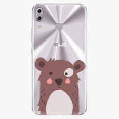 iSaprio Plastový kryt - Brown Bear - Asus ZenFone 5Z ZS620KL