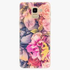 iSaprio Plastový kryt - Beauty Flowers - Samsung Galaxy J6