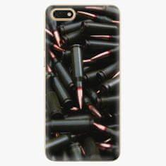 iSaprio Plastový kryt - Black Bullet - Huawei Honor 7S