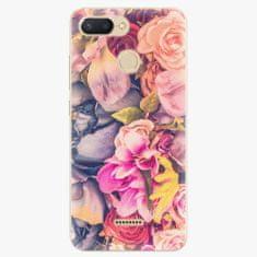 iSaprio Plastový kryt - Beauty Flowers - Xiaomi Redmi 6