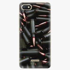 iSaprio Plastový kryt - Black Bullet - Xiaomi Redmi 6A