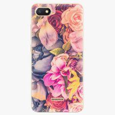 iSaprio Plastový kryt - Beauty Flowers - Xiaomi Redmi 6A