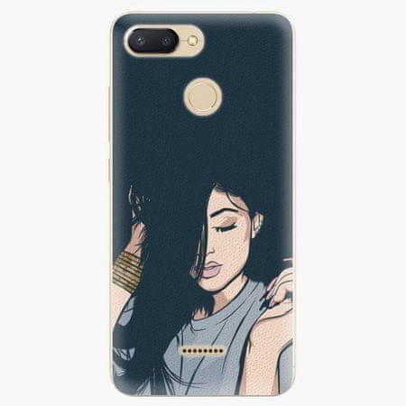 iSaprio Plastový kryt - Swag Girl - Xiaomi Redmi 6