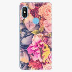 iSaprio Plastový kryt - Beauty Flowers - Xiaomi Redmi Note 6 Pro