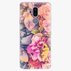 iSaprio Plastový kryt - Beauty Flowers - LG G7