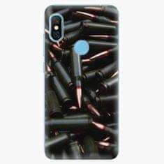 iSaprio Plastový kryt - Black Bullet - Xiaomi Redmi Note 6 Pro