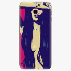 iSaprio Plastový kryt - Cartoon Girl - Samsung Galaxy J4+