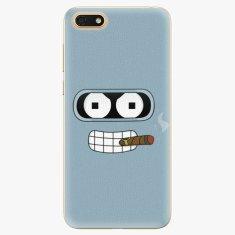 iSaprio Plastový kryt - Bender - Huawei Honor 7S