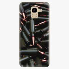 iSaprio Plastový kryt - Black Bullet - Samsung Galaxy J6