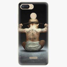 iSaprio Silikonové pouzdro - Crazy Baby - Xiaomi Redmi 6