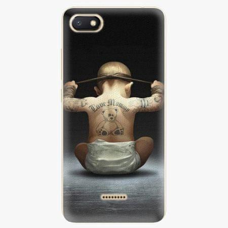 iSaprio Plastový kryt - Crazy Baby - Xiaomi Redmi 6A