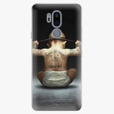 iSaprio Plastový kryt - Crazy Baby - LG G7