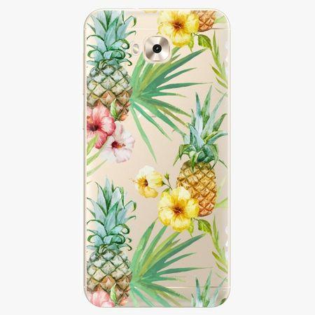 iSaprio Plastový kryt - Pineapple Pattern 02 - Asus ZenFone 4 Selfie ZD553KL