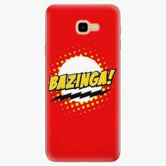 iSaprio Plastový kryt - Bazinga 01 - Samsung Galaxy J4+