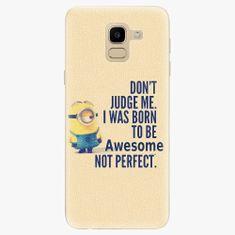 iSaprio Plastový kryt - Be Awesome - Samsung Galaxy J6