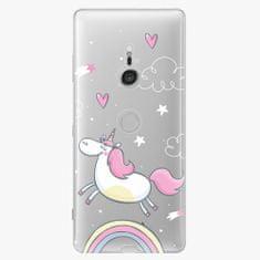 iSaprio Plastový kryt - Unicorn 01 - Sony Xperia XZ3