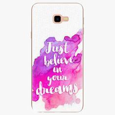 iSaprio Plastový kryt - Believe - Samsung Galaxy J4+