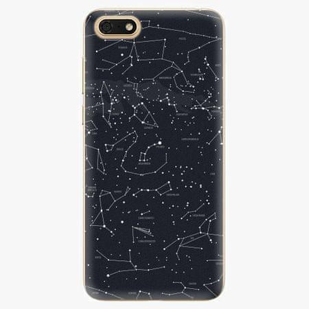 iSaprio Plastový kryt - Night Sky 01 - Huawei Honor 7S
