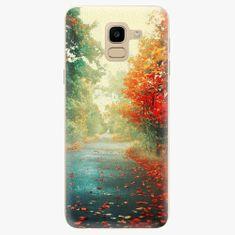 iSaprio Plastový kryt - Autumn 03 - Samsung Galaxy J6