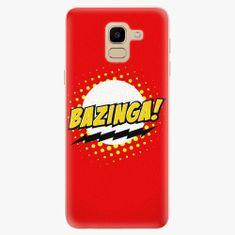iSaprio Plastový kryt - Bazinga 01 - Samsung Galaxy J6