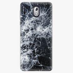 iSaprio Plastový kryt - Cracked - Nokia 3.1