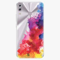 iSaprio Plastový kryt - Color Splash 01 - Asus ZenFone 5Z ZS620KL