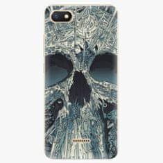 iSaprio Plastový kryt - Abstract Skull - Xiaomi Redmi 6A
