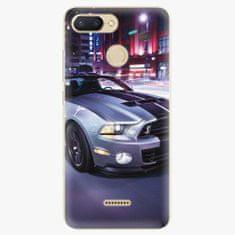 iSaprio Silikonové pouzdro - Mustang - Xiaomi Redmi 6