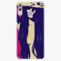 iSaprio Plastový kryt - Cartoon Girl - Asus ZenFone 5Z ZS620KL