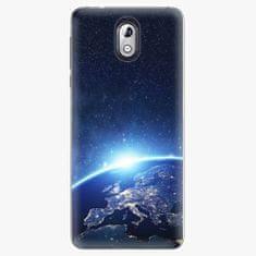 iSaprio Plastový kryt - Earth at Night - Nokia 3.1