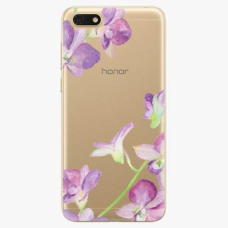 iSaprio Plastový kryt - Purple Orchid - Huawei Honor 7S