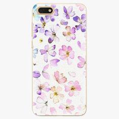 iSaprio Silikonové pouzdro - Wildflowers - Huawei Honor 7S
