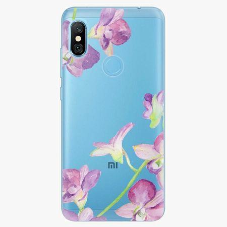 iSaprio Plastový kryt - Purple Orchid - Xiaomi Redmi Note 6 Pro