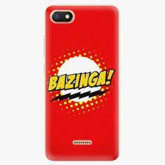 iSaprio Plastový kryt - Bazinga 01 - Xiaomi Redmi 6A