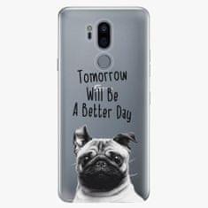 iSaprio Plastový kryt - Better Day 01 - LG G7