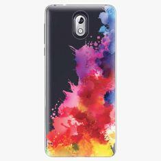 iSaprio Plastový kryt - Color Splash 01 - Nokia 3.1